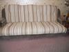 Перетяжка спинки и сиденья дивана