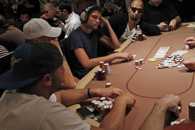 2160 Joe Serock vs Michael Mizrachi