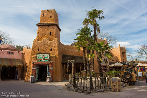 DLP April 2012 - Exploring Adventureland