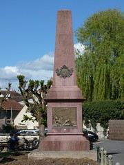 Aux morts de 1870 - Photo of Mouroux