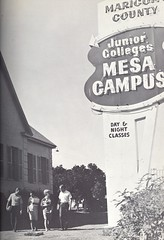 Mesa Community College campus—1963