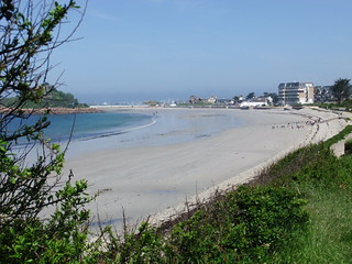Trebeurden Beach