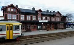 Bahnhof Gällivare