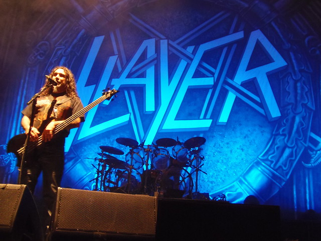 IBYM London 2012 (Day One) Slayer