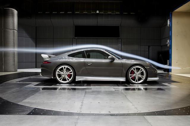 TechArt Spoiler Porsche 911