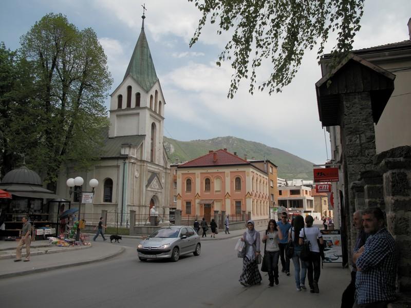 Scene de vie@Travnik