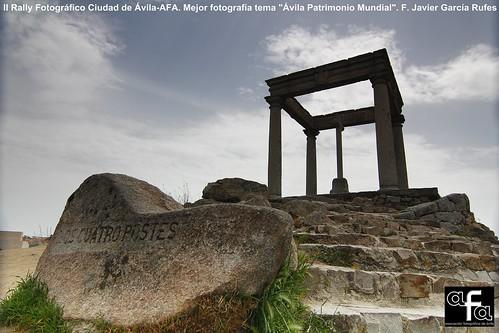 Ávila Patrimonio Mundial