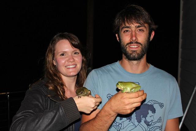 Frog friends