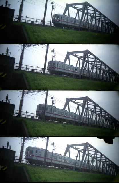 僕なりの鉄道写真