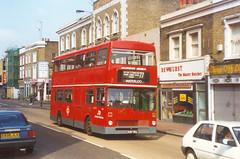 London Metrobus.
