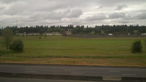 from the train #15 (Vancouver, Washington)