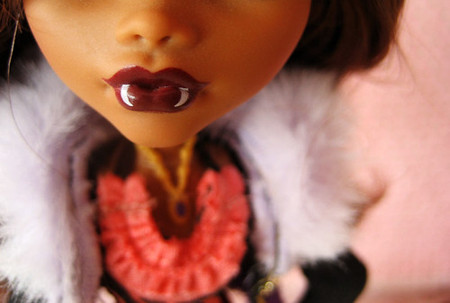 monster high fangs
