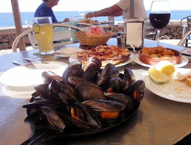 """para comer com """"altas vistas"""" em Gran Canaria"""