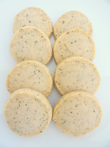 Chai Spice Shortbread