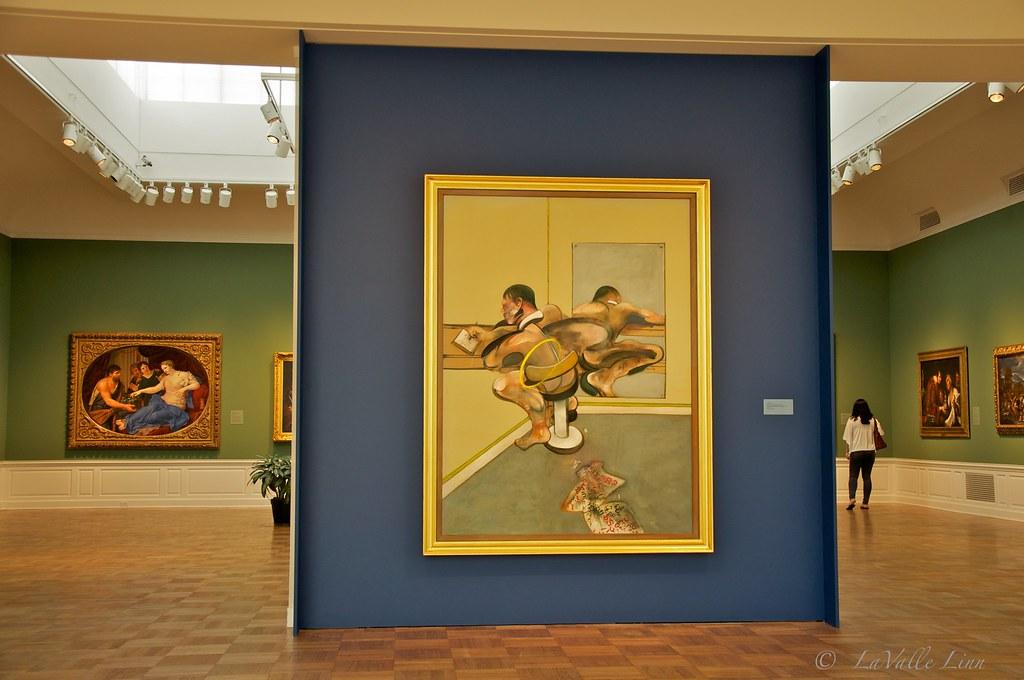 Francis Bacon ~ Portland Art Museum
