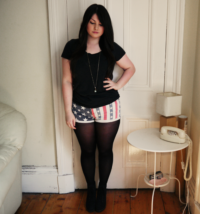 american flag shorts 6