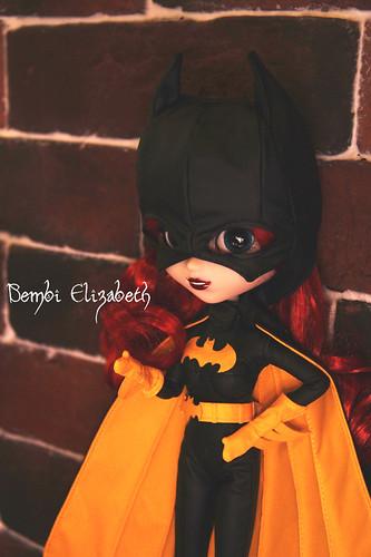 Pullip(Batgirl)