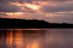 Chauncy Lake Sunset