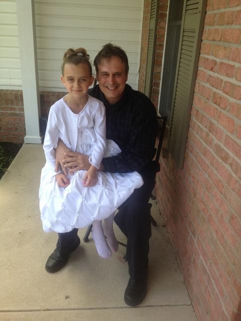 Karli & her Godfather Dean