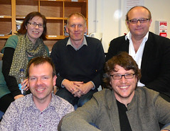 The hyperlocal publishing groups team