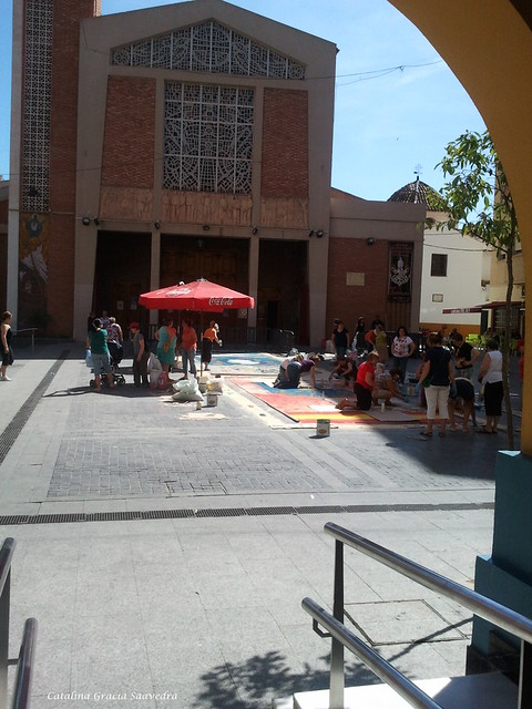 Corpus Christi Alcantarilla 2012 Flickr Photo Sharing