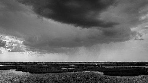 Downpour over Brigantine