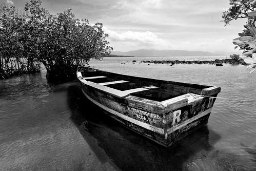 white black blanco rio fishing y negro playa monte yola pesca bote pesquero azua