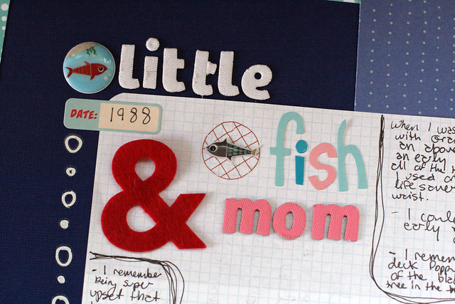 Little Fish & Mom