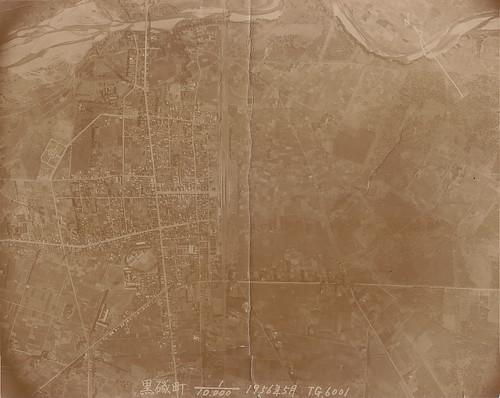1956年の黒磯