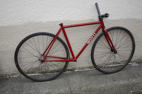 Saltzman Size50 Red