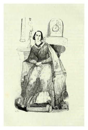 015-La coqueta-Los españoles pintados por si mismos-Tomo I-1843- Editado por Ignacio Boix
