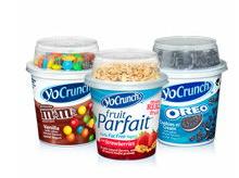 Yocrunch Yogurt 6 Oz. Cups Coupon