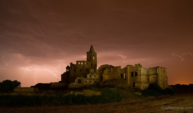 Belchite´s Church