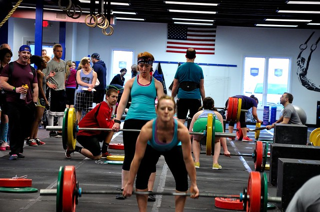 Friday Night Lights - CrossFit Fringe - Columbia MO