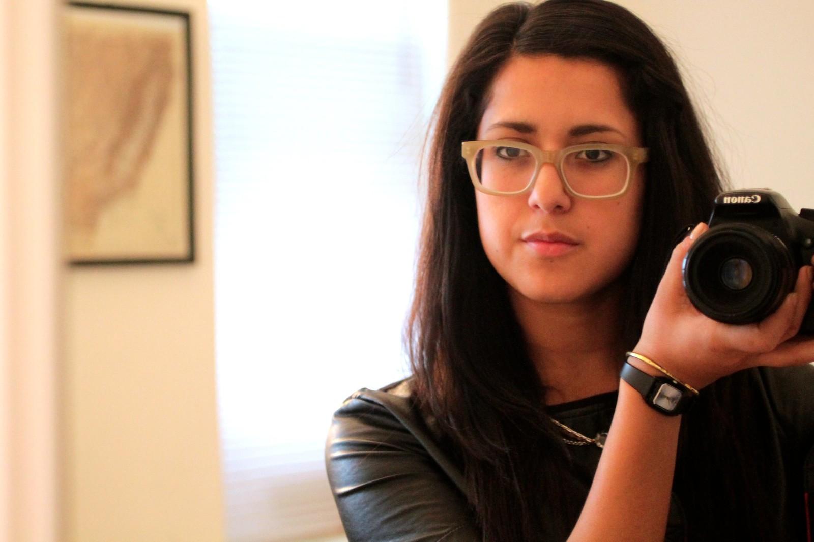 Self portrait Stephanie Echeveste