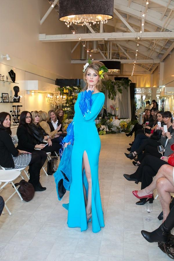 Azadeh spring 2014 sfluxe for 111 maiden lane salon san francisco