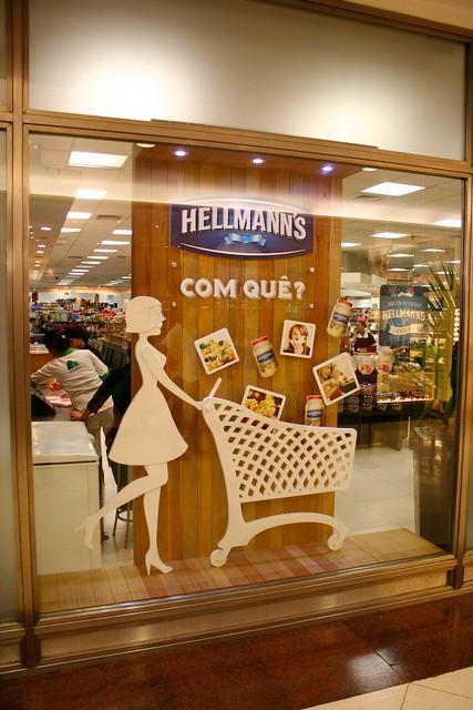 Hellmanns Pao de Acucar