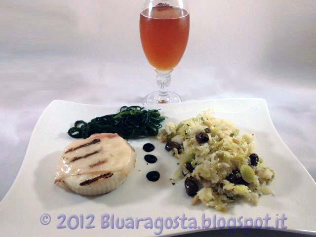 6-Birra Flea e baccalà