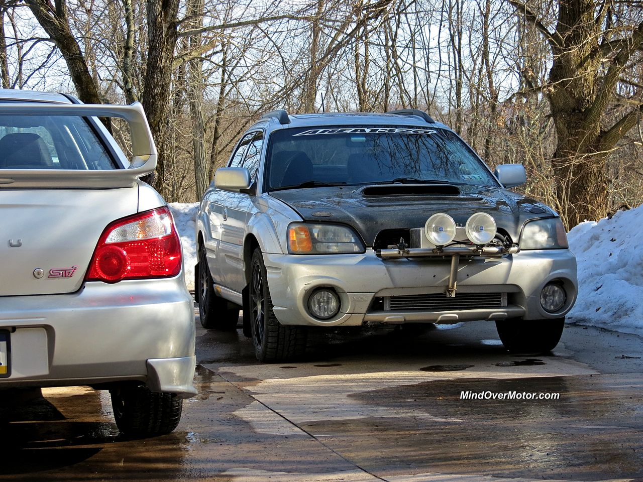Subaru Baja From Hell