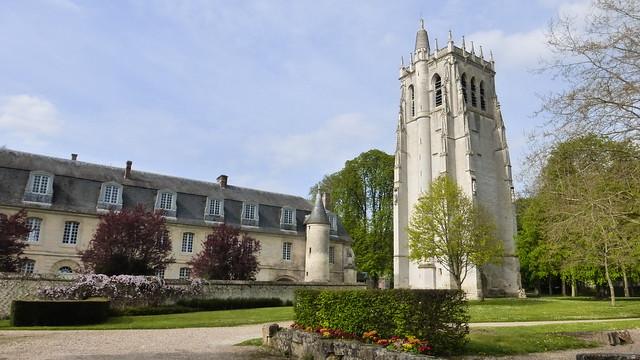 457 Abbaye Notre-Dame du Bec-Hellouin