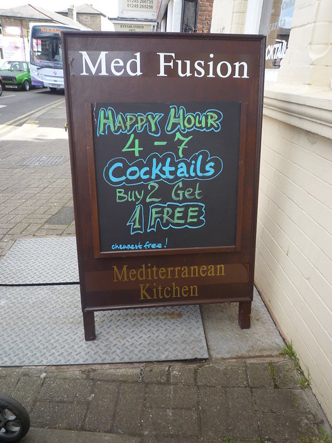 med fusion - happy hour