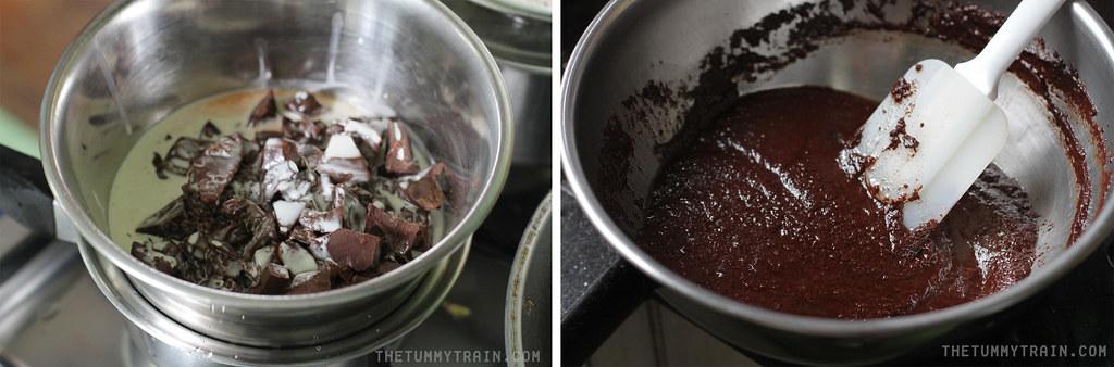 13889346505 d149b39d7f b - My first ever deeply dark Flourless Chocolate Cake