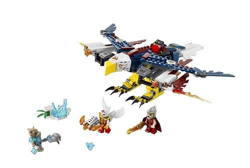 LEGO Chima 70142