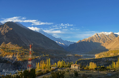 morning blue autumn pakistan light snow mountains love nature clouds sunrise landscape photography nikon peace heart north valley harmony land silkroad peaks hunza nagar shehzaad silkroute maroof pakchina gilgitbaltistan