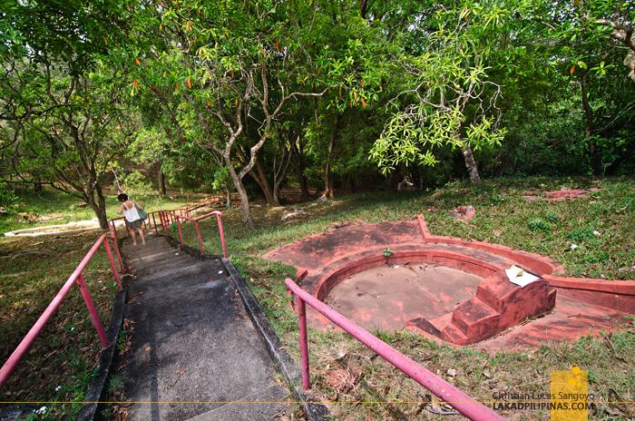Chinese Cemetery Melaka