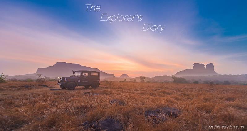 The Explorer's Diary