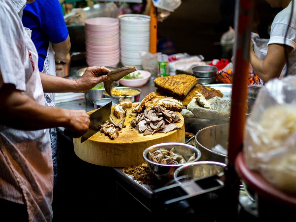 Bangkok – Street Food Tour