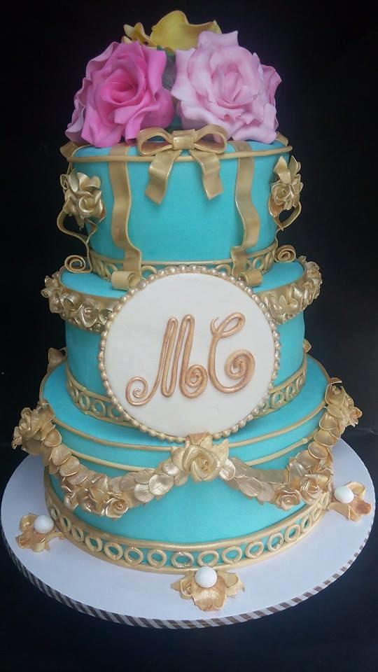Medieval Debutante's Cake by Ronaldo Rodelas Balmaceda of Robbie's ART CAKES