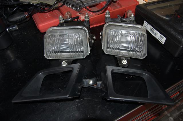 CA FS JDM S14 Kouki Fog Lights, Zenki FR bumpers, random ...