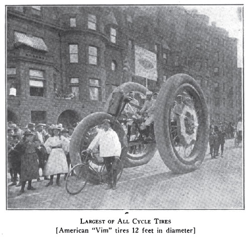 Vim Tired Bike (from a 1922 book)